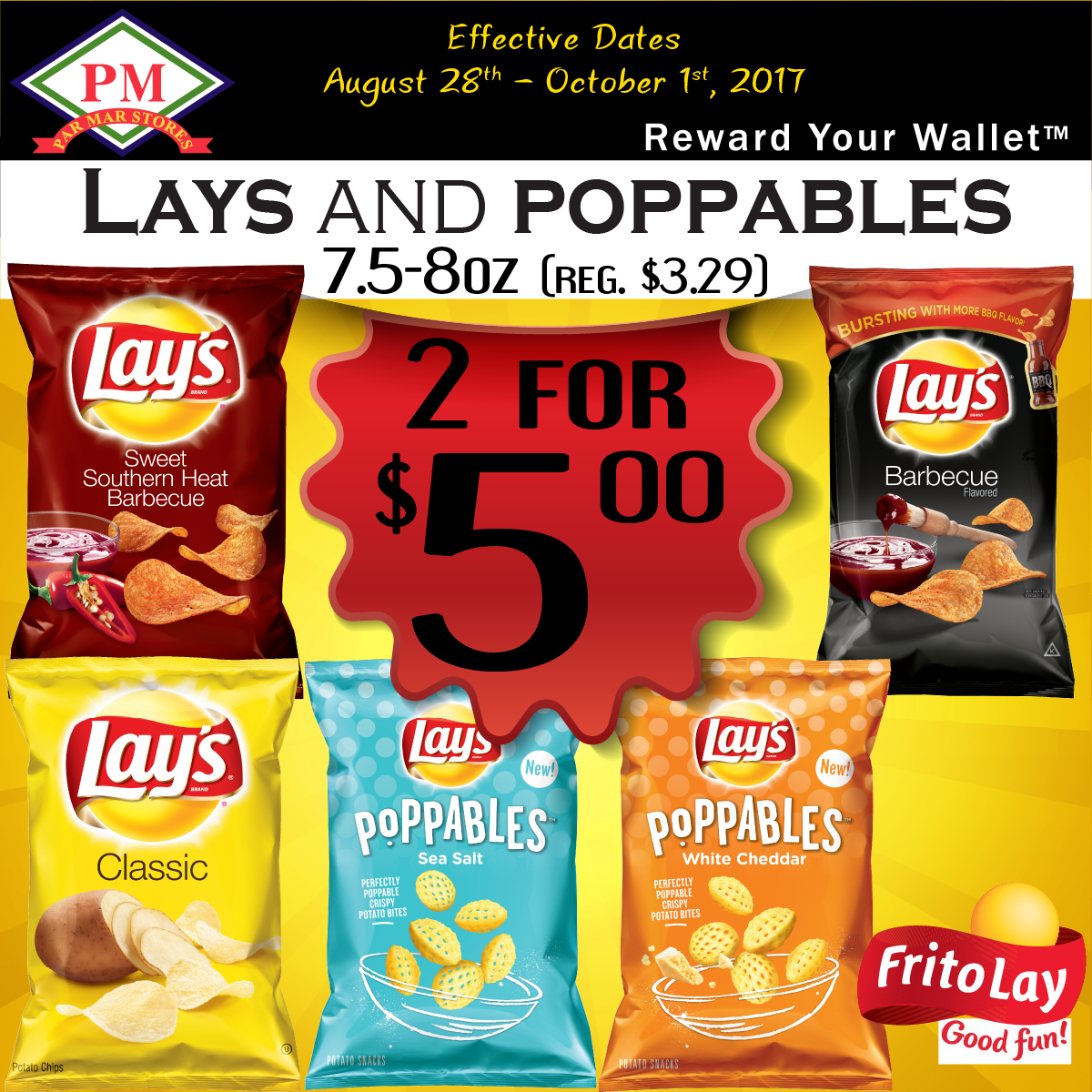 LaysPoppables