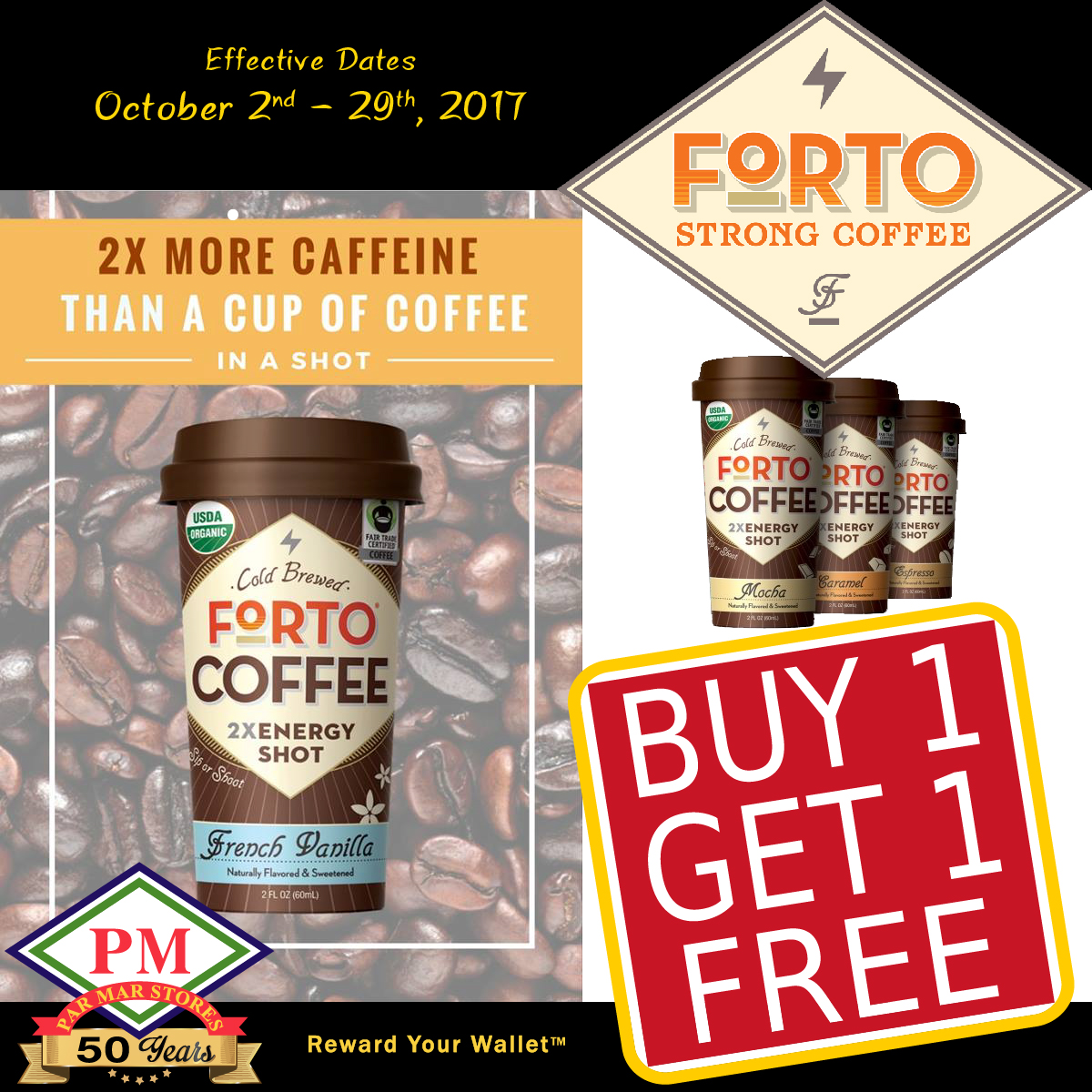 Forto Coffee Shots-100