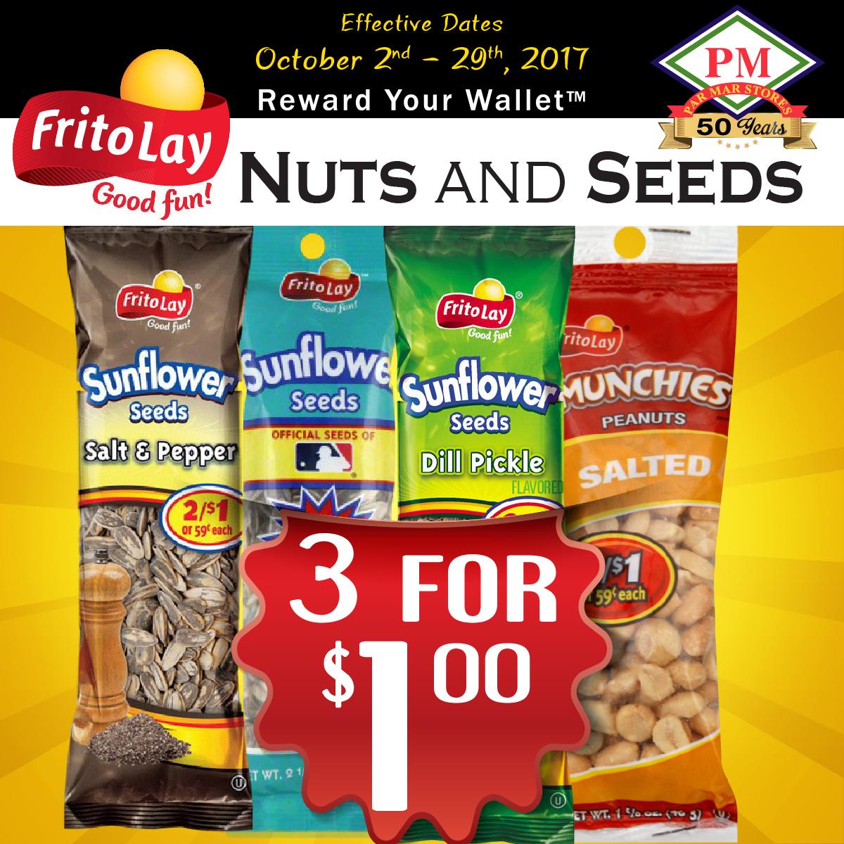 FritoLay SeedsNuts-100