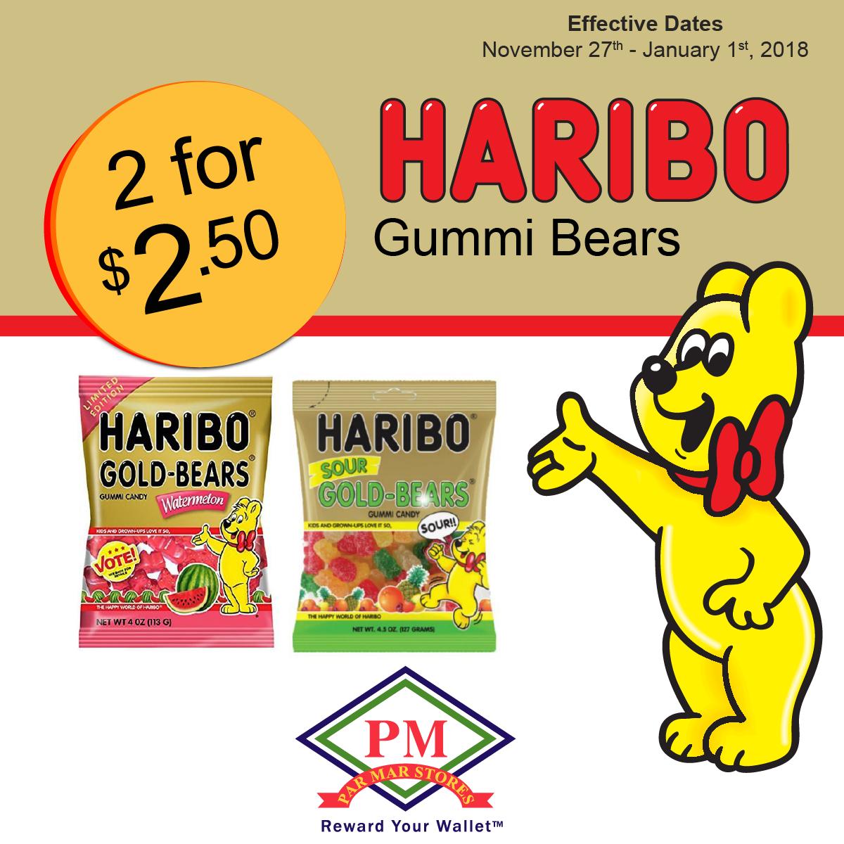 Haribo Gummi Bears