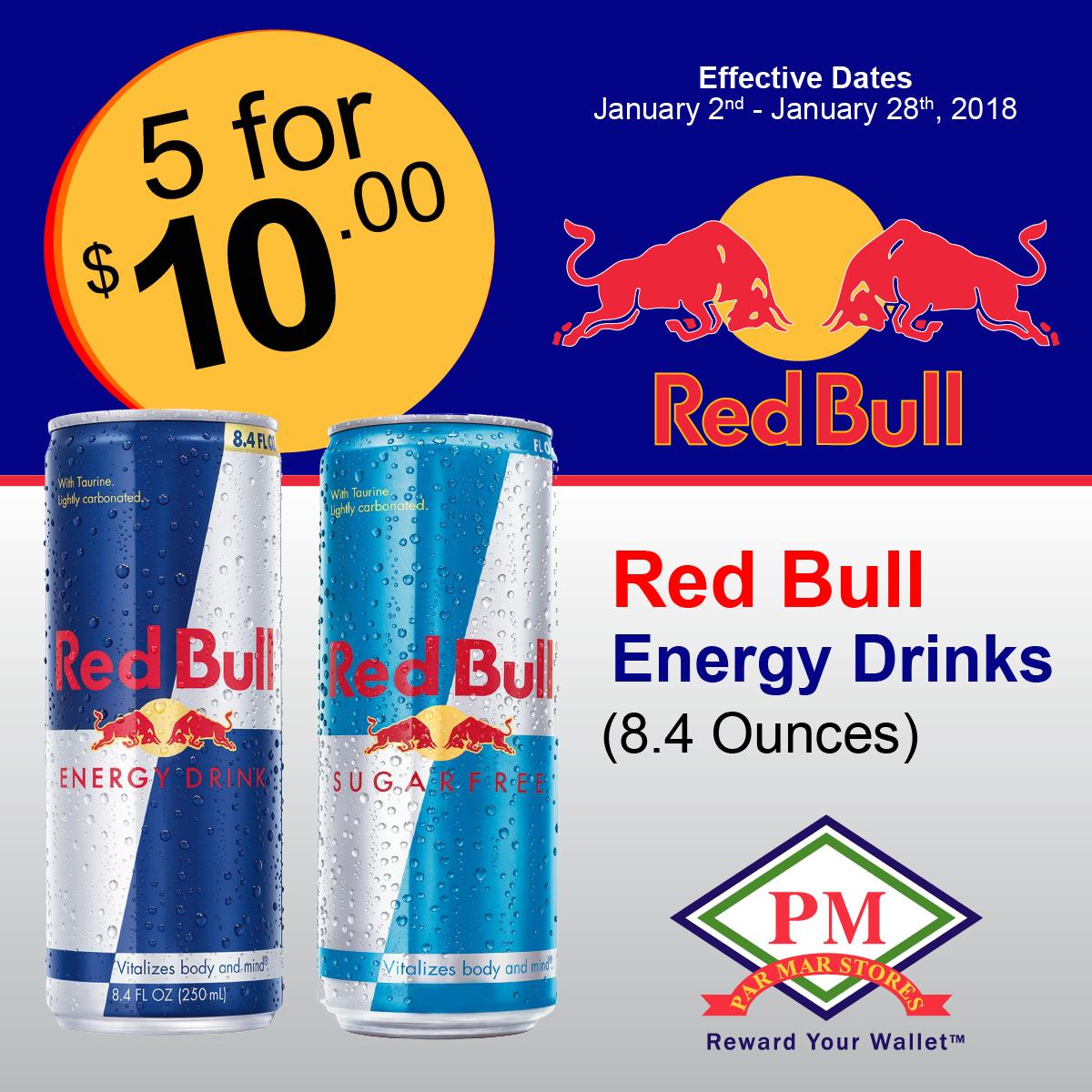 1Red Bull Promo