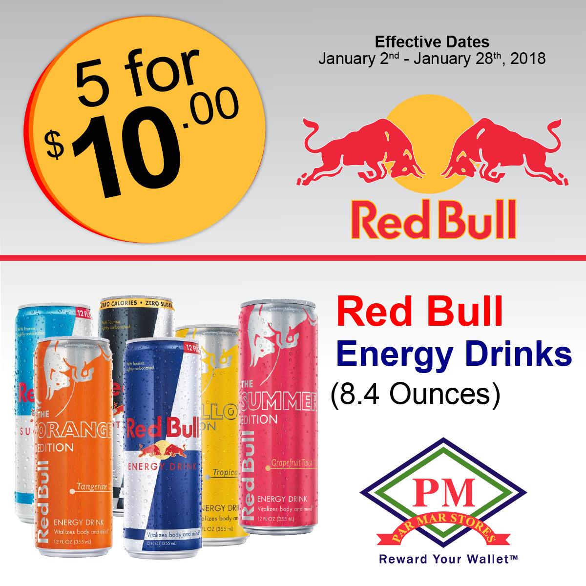 Red Bull Promo2
