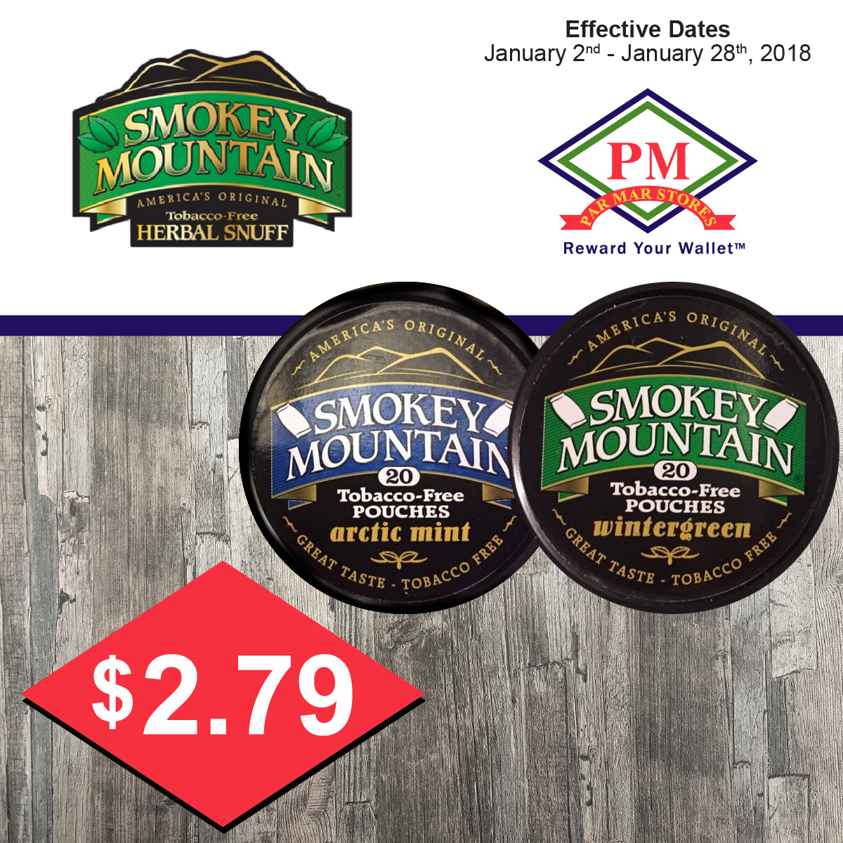 smokey mountain chew