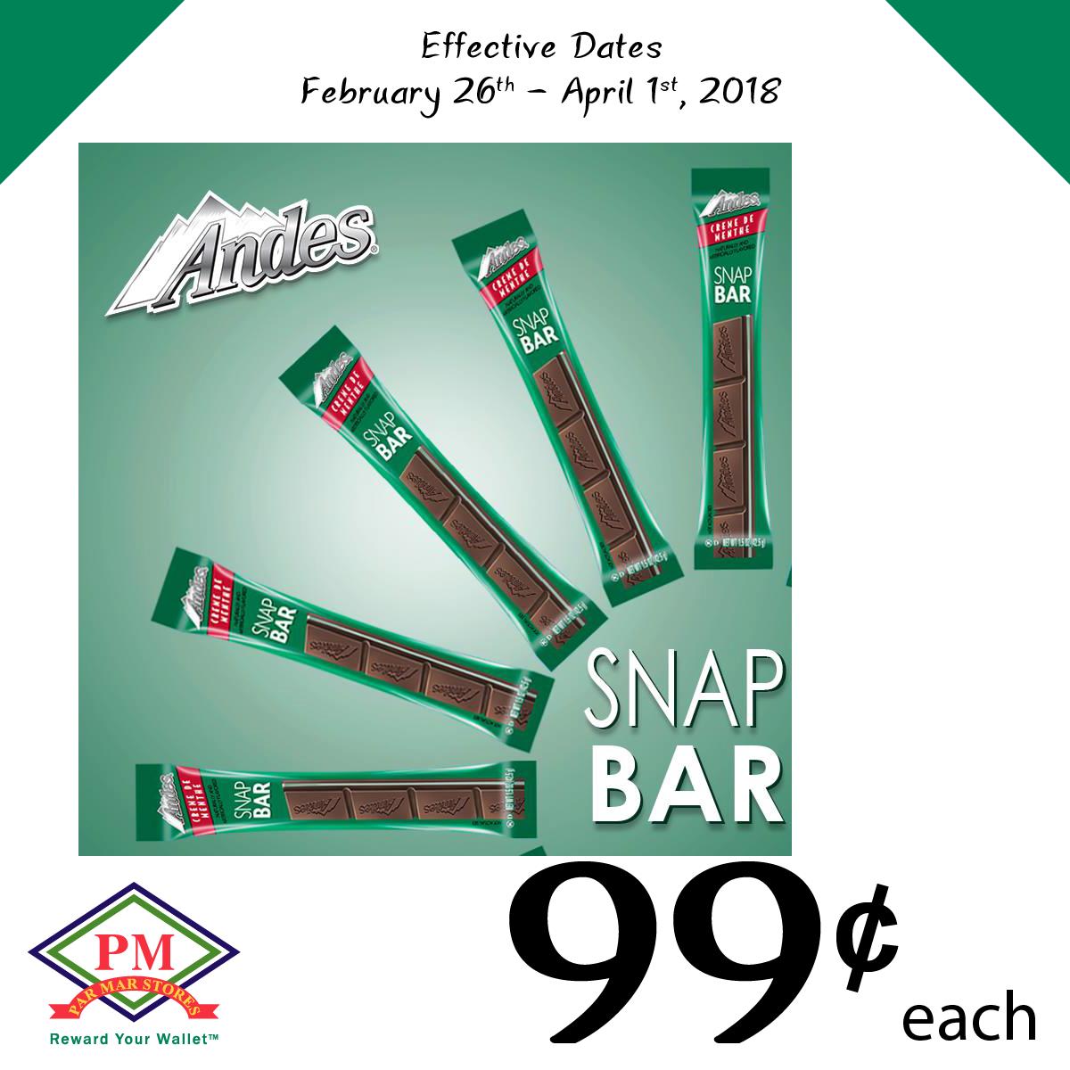 Snap Bar
