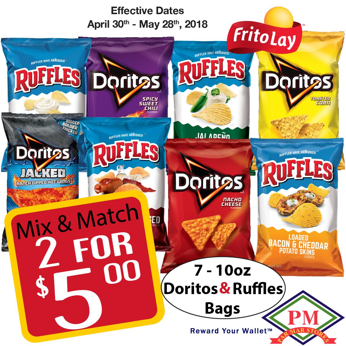 Dorito Ruffle2_Doritos Promo