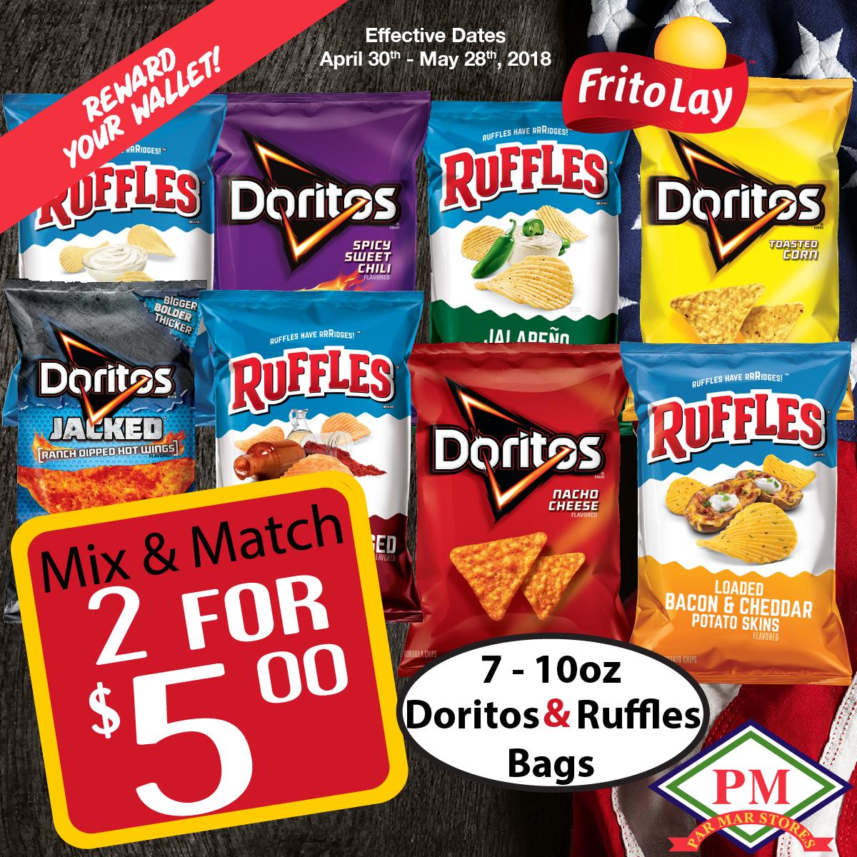 Dorito Ruffle3_Doritos Promo