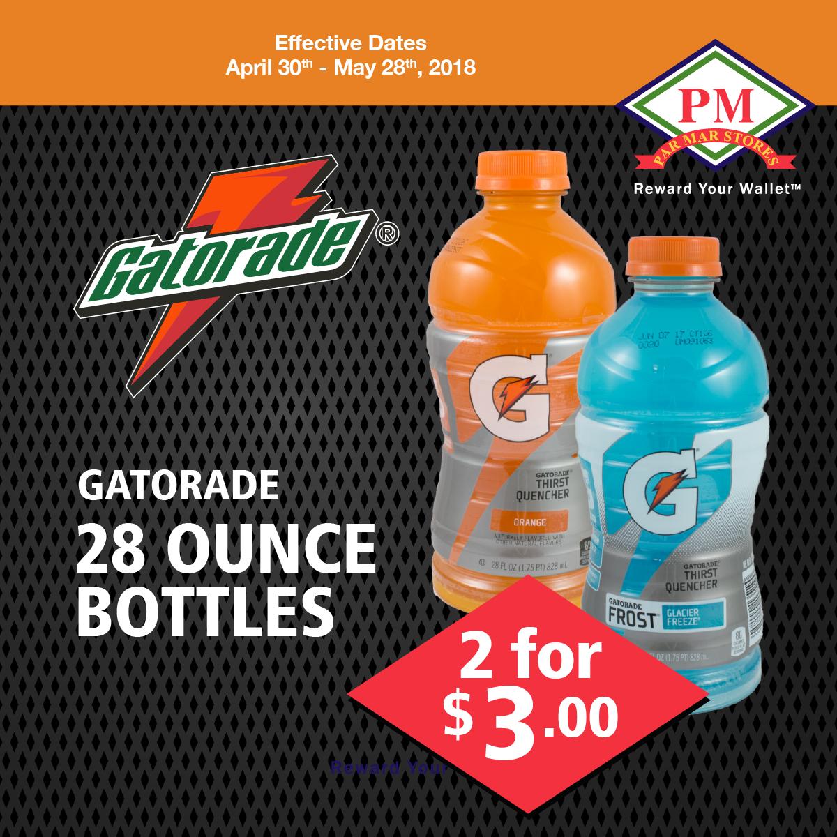 Gatorade 28-3_Promo Gatorade