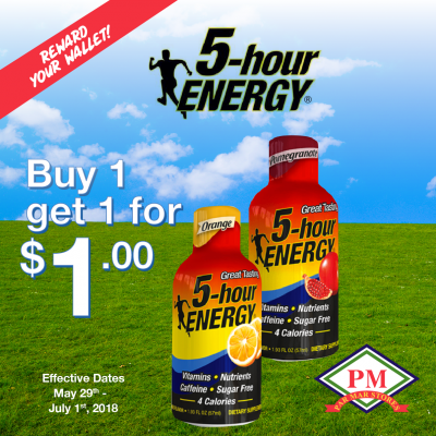 Another Hour Energy
