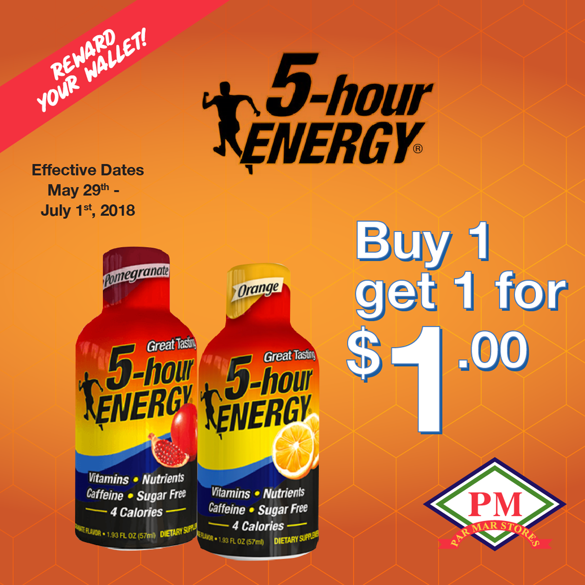 Third 5 Hour Energy